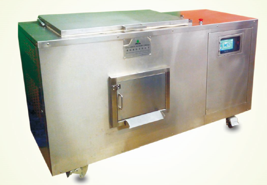 Eco-100k Food Waste Processor